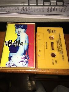 ROZALLA-EVERYBODY-039-S-FREE-TO-FEEL-GOOD-Tape-Cassette-Single