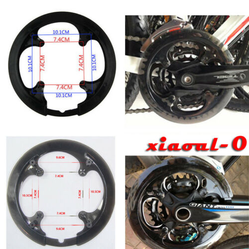 4244T Bicycle Bike Riding 8 holes Sprocket Cranksets Chainring Guard Protector