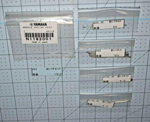 Yamaha YAS-23 Saxophone Needle Spring Set 1 Set