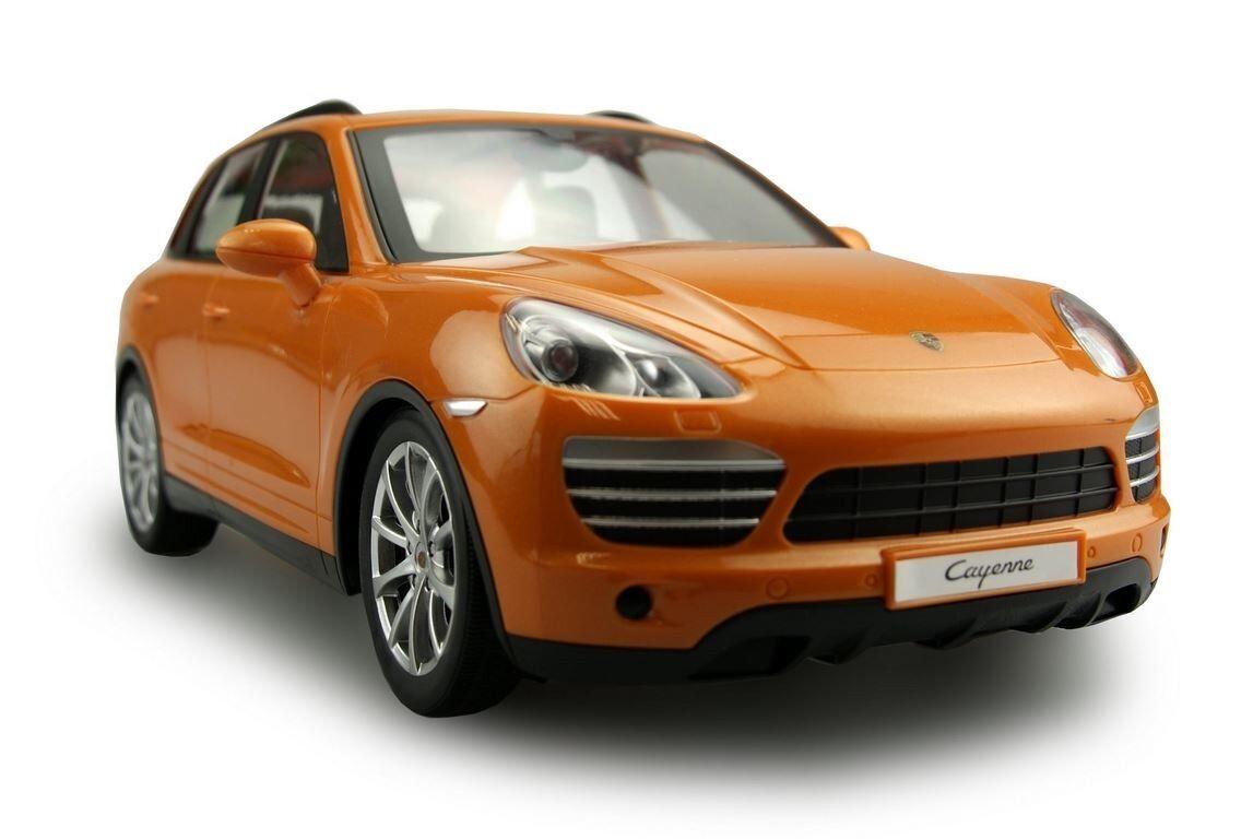 RC Porsche Cayenne 1:14 Orange 27MHz ferngesteuertes Modellauto 21062