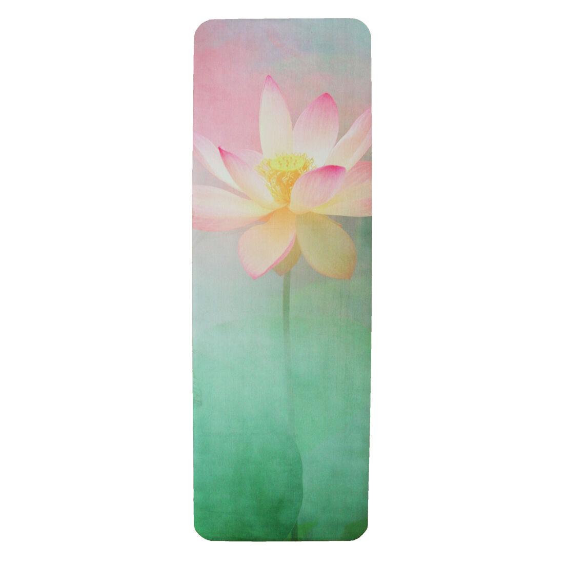 Premium Yoga Mat – Supreme Lotus, Eco Friendly