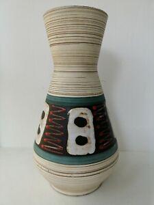 Retro-Original-1950s-Atomic-Art-Vase-Austria