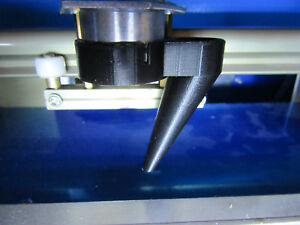 K40 Laser Cutter Air Assist Nozzle for 40/50W CO2 with thread
