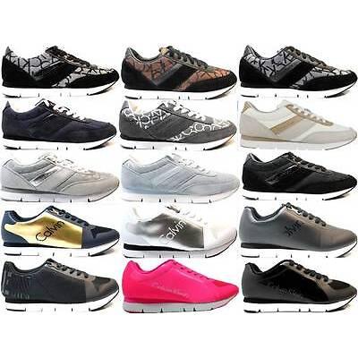 Calvin Klein Jeans Sneakers Donna Scarpa Casual Sportiva