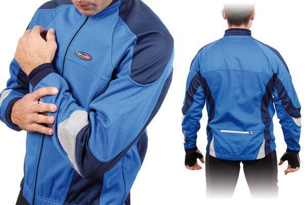 MASSI Veste coupe-vent 100% WINDPROOF TECH XL blue