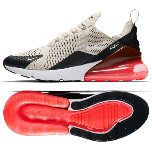 Details about New Men's Nike Air Max 270 Tiger GoldHot Punch Running Shoe AH8050 004 Sz 11.5