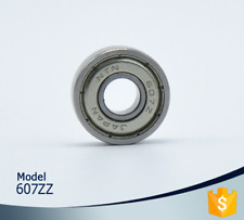 607zz Bearing 7x19x6 Mm Abec 5 5pcs Miniature 607 Z Zz Ball Bearings 607 2z