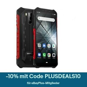 2020 Ulefone Armor X3 2+32GB Robustes Handy 5000mAH Smartphone Outdoor Quad Core