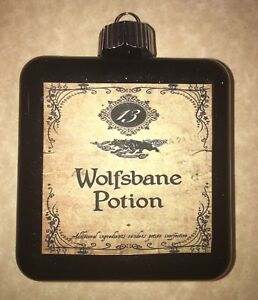 Harry Potter Wolfsbane Potion Apothecary Handmade Christmas Tree