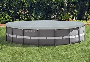 Intex-Telo-Copertura-Piscina-Rotonda-Frame-Deluxe-549-Cm-Estate-Inverno