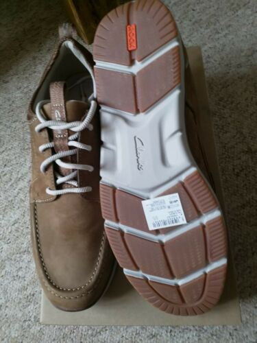 NEW Clarks Men's Orson Bay Low-Top Sneakers Shoes