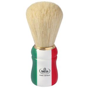 Omega-Pro-Shave-Brush-Italian-Flag-21762-Pro-Boar