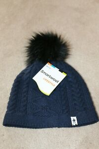 881a7eddc0c Image is loading NEW-SmartWool-Women-039-s-Bunny-Slope-Beanie-