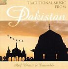 Traditional Music from Pakistan by Asif Bhatti (CD, Dec-2006, Arc Music)