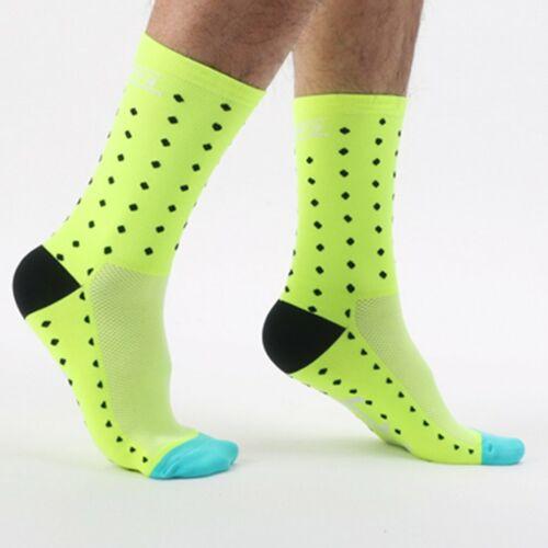 DH04 Outdoor Cycling Socks Men Women Breathable Sports Socks Basketball Socks HA