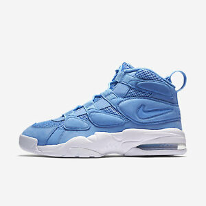 separation shoes 851b2 f6cb2 Image is loading 2017-Nike-Air-Max-Uptempo-2-UNC-Blue-