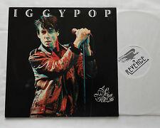 IGGY POP (STOOGES) Live Ritz N.Y.C 86 - FRENCH 2LP REVENGE - EX+/MINT