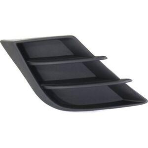 NEW-Front-Bumper-RH-Passenger-Side-Fog-Light-Lamp-Cover-fits-2010-2011-MAZDA-3