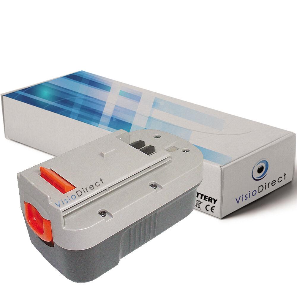 Batterie 18V 3000mAh pour FIRESTORM EPC186 - Société Française -