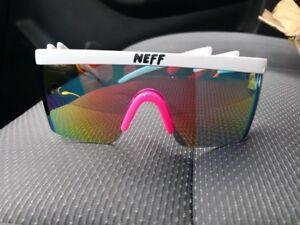 3ea150b75a78 Image is loading Neff-Brodie-Riff-Raff-Sunglasses-Astroshadez-Designer- Mirror-