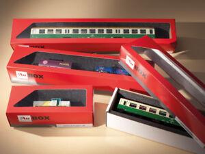 Auhagen 99304 Au-BOXen 375 x 60 x 50 mm - 10 Stück #NEU in OVP#