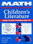 Math Through Children's Literature: Activities That Bring the NCTM Standards Alive by Nancy Hall, Dale Taylor, Kathryn L. Braddon (Paperback, 1993)