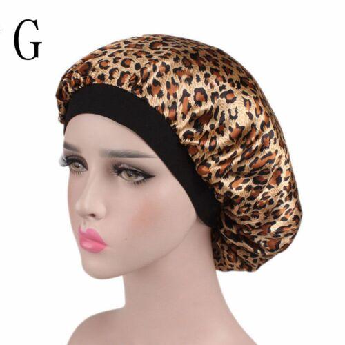 hut haare ab die damen der turban kappe schlaf mode frauen satin