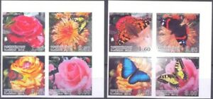 Tajikistan-2012-Mi-No-601-8B-Tadschikistan-Butterflies-Insects-ND-8V-MNH-40