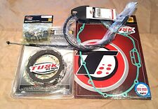 Honda TRX 300EX 1993-2008 300X 2009 Tusk Clutch Springs Cover Gasket & Cable Kit