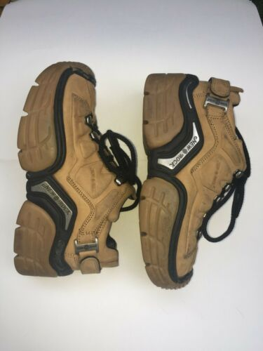 RARE New Rock WORN sneakers boots motorcycle hikin