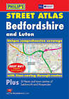 Philip's Street Atlas Bedfordshire: Pocket by Octopus Publishing Group (Paperback, 2003)