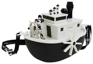 Steamboat Willie Popcorn Bucket Mickey Tokyo Disney Resort Limited