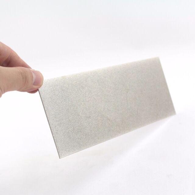 "4Pcs 8/""x8/""inch Grit 240 600 1000 2000 Square Sheet Flat Diamond Stone Sharpeners"