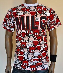 Bape Baby Milo All Over Printed T-Shirt