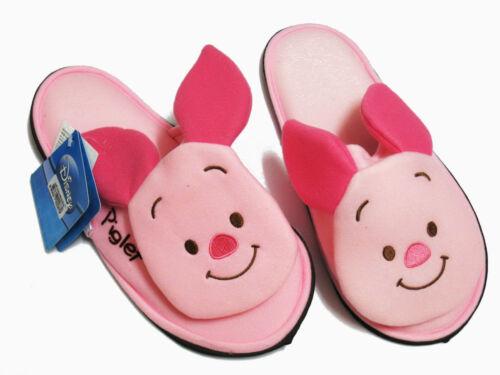 Women Men Adult Winnie the Pooh Eeyore Tigger Piglet Plush Slippers Shoes Disney