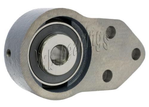 "FYH Bearings UCFB201-8 1//2/"" inch Three bolt Flanged"