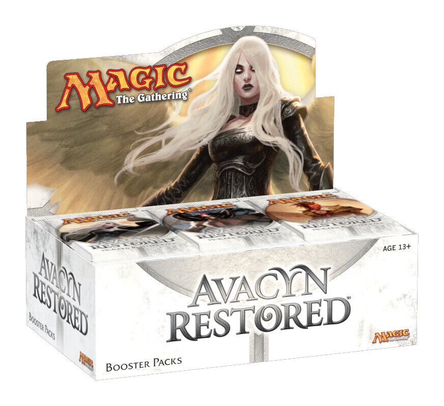 1x Avacyn Restored  Booster Box New Booster Boxes - MTG