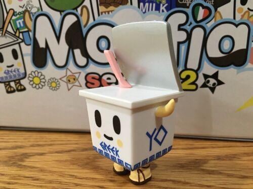 Moofia Series 2 Blind Box Collectibles Tokidoki Zeus M1