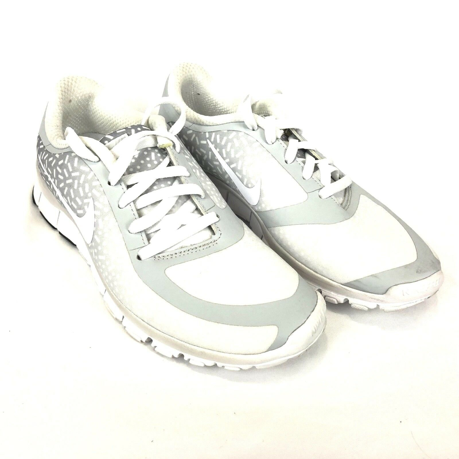 Nike Womens Running Shoes Free 5.0 Platinum White Comfortable Seasonal price cuts, discount benefits