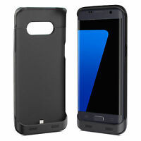 Protective Extended Rechargeable Battery Juice Pack Case for Samsung Galaxy S7