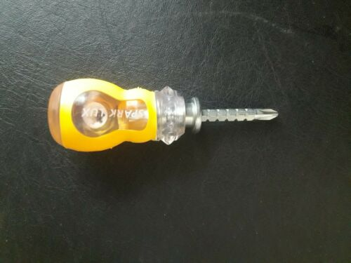 Details about  /universal screwdriver with a double-sided rod