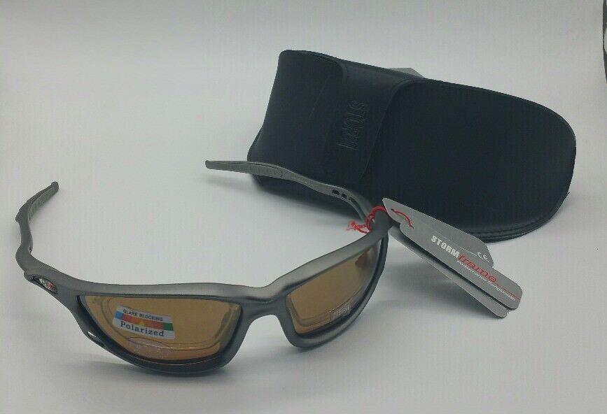 STORMtech Sportbrille Sonnenbrille mit Polarisation 9ST243-4, dunkelgrau  EB5 EB5 EB5 | Haben Wir Lob Von Kunden Gewonnen  121bfe
