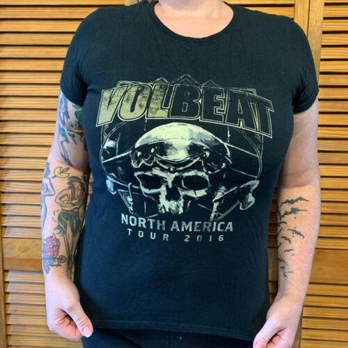 2016 VOLBEAT North American Tour Shirt Ladies