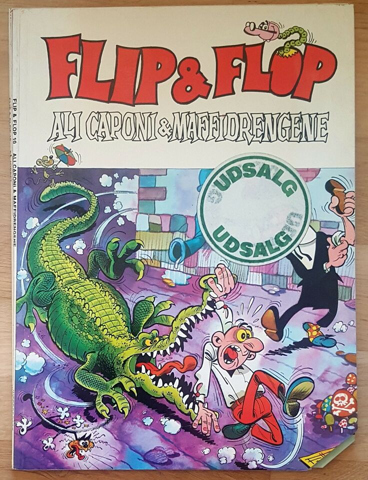 Tegneserier, Flip & Flop nr. 3, 10