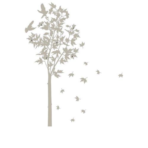 Garderobe Ahornbaum mit Blättern  l  Wohn Deko von DESIGNSCAPE®