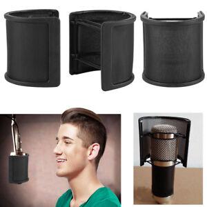 U-Shaped-Double-Layer-Recording-Studio-Microphone-Wind-Screen-Filter-Shield