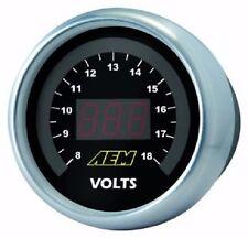 AEM 52mm Voltmeter Digital Gauge   aem 30-4400
