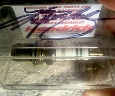 Kyle Busch Autographed Signed spark plug Display 2005 Win @ Phoenix 2005 JSA
