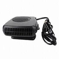 Car Heater Defroster W Fan 12 Volt Lighter Dc Plug Vehicle Heating 12v Ceramic