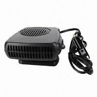 Car Heater Defroster W Fan 12 Volt Lighter Dc Plug Vehicle Heating 12v Ceramic